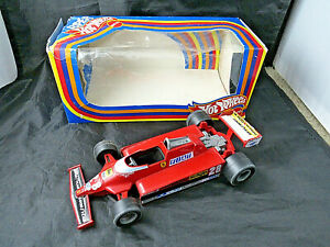 Super Hot Wheels Foreign Market Ferrari 126 CK Turbo 1/25 - Cool! -- Lot 64