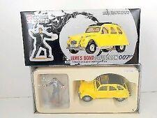 Véhicules miniatures james bond pour Citroën