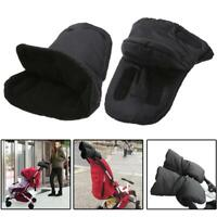 Mittens Pram Pushchair Hand Muff Waterproof Baby Stroller Gloves Finger Warmer