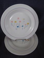 Arcopal Pastoral DINNER PLATE multiple, have more items to set Flowers