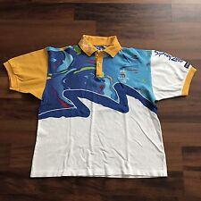 Sydney 2000 Olympics Vintage Polo Shirt Mens Size Medium