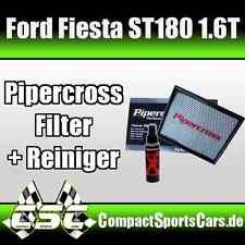 Ford Fiesta ST180 1.6T | 182PS |  Pipercross Sportluftfilter/Tauschfilter Ölfrei