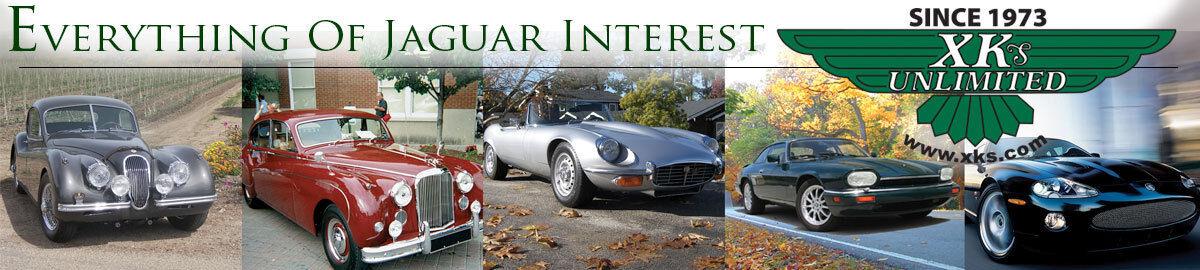 XKs Unlimited    Jaguar Auto Parts