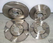 MK4 VW GOLF 1.9 PD GT TDI 130/150BHP FRONT & REAR BRAKE DISCS & PADS 1999-2004
