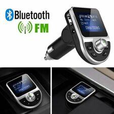 "Upgraded Version 1.4"" Wireless Handsfree Bluetooth FM Transmitter Radio Adapter"