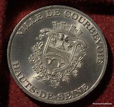 COURBEVOIE HAUT DE SEINE 2 EURO TEMPORAIRE DES VILLES 1998 FDC 1082A85