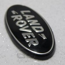 RANGE ROVER SPORT BLACK SUPERCHARGED REPLACEMENT STEERING WHEEL BADGE EMBLEM