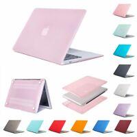 "Case For Macbook Air 11.6""/13.3"" Pro 13/15 Retina 12"" Matte Hard Laptop Shell"