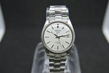 Beautiful Vintage Seiko 6309 8590 Automatic Bracelet Day Date Watch July 1981