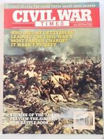 Civil War Times Magazine Deaths At Gettysburg Jul/Aug 1993 041819nonrh