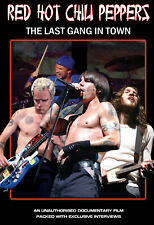 RED HOT CHILI PEPPERS New Sealed 2020 COMPLETE HISTORY & BIOGRAPHY DVD
