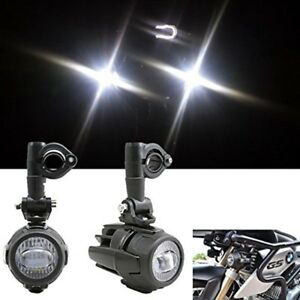 Motorcycle Headlight Fog Light Safety Lamp for BMW K1600 R1200GS ADV LED F800GS