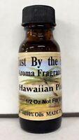 Hawaiian Plumeria Fragrance Oil 1/2 Oz Free Shipping