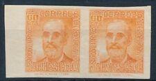España - Correo- Año: 1936 - numero 00740s - ** Cifra y Personajes Pareja sin de