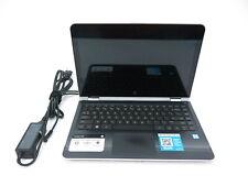 """HP Pavilion x360 m3-u001dx Win 10 Core i3-6100U 2.3Ghz 6GB Ram 500GB HDD 13.3"""""""