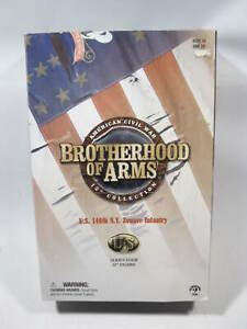 Brotherhood of Arms Civil War US 146th N.Y. Zouave Infantry Sideshow 1/6 mb10041