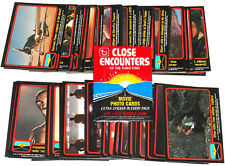 Close Encounters of the Third Kind Movie Card Set (66 Cards) No Stickers