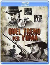 Blu Ray Quel Treno per Yuma - (2007) *** Russell Crowe *** .....NUOVO
