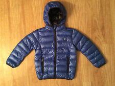 Molo HAO leichte Winterjacke (blau) in Gr.122 für Jungen. Neu