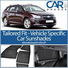 Chevrolet Cruze Estate 2013 On UV CAR SHADE WINDOW SUN BLINDS PRIVACY GLASS TINT