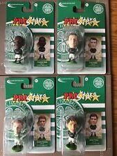 Corinthian Prostars 4 X Celtic Limited Edition Balde, Sutton, Pearson & Petrov