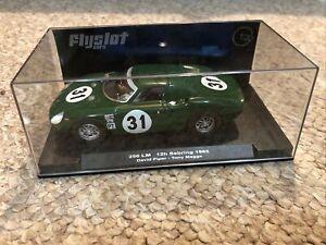 FLY FO2104 Ferrari 250 LM 12h Sebring 1965 David Piper 1:32 Scale Slot Car