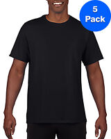 Gildan Adult Performance4.7 oz. Core T-Shirt 5 Pack G460 All Sizes