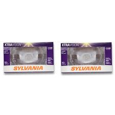 Sylvania XtraVision - Two 1 Packs - H4703XV Light Bulb Fog Daytime Running dc