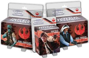 Star Wars: Imperial Assault  - Erweiterungen zur Auswahl EN (Neu & OVP!)