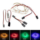 Plastic LED Light Strip for AR Wing RC Flying Truck Accessory Replacements