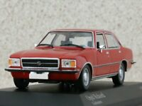 OPEL Rekord - 1975 - red - Minichamps 1:43
