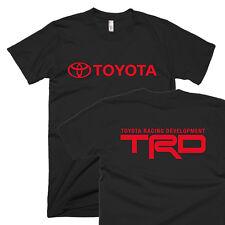 TOYOTA TRD RACING DEVELOPMENT-Men's T-SHIRTS