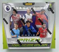 2020-21 Panini English Premier League EPL Prizm CHOICE Hobby Box - RARE IN USA