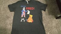 Baby Donald Trump You're fired Uncle Sam Shirt Pre Owned Medium M