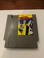 Dick Tracy Nintendo NES Cartridge Game, Cartridge Only