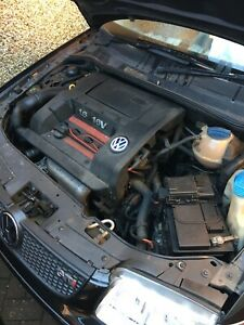 VW Polo GTi 6n2 1.6 16V AVY Engine with Gearbox. Only covered 90,000 +Shipping