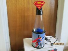 Superman Lava Lamp with box