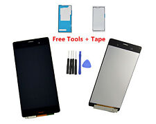 LCD Display Touch Screen Digitizer Assembly Lens For Sony Xperia Z3 D6603 Tool