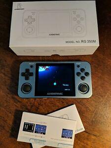 Ambernic RG350M handheld emulator Neo Geo retro games