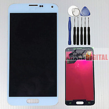 LCD Display Touch Screen Digitizer for Samsung Galaxy S5 I9600 G900a White