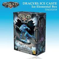 Dark Age: Dragyri Ice Caste Ice Elemental - DAG02018
