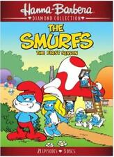 The Smurfs: The Complete First Season (DVD, 2017, 2-Disc Set) NEW