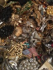 500 + Pounds of Vintage to Modern Jewelry. Random Lots