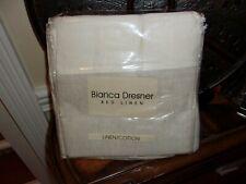 Nip Bianca Dresner Tones Natural Linen/Cotton Twin Duvet Cover