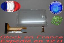 """vitre tactile pour tablette Artizlee blanche 10,1""""   FX-205-V1 écran tactile"""