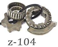 Husqvarna CR (WR) 250 - 2001 - Kickstarter shaft kicker gear