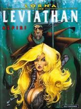 Lorna und Leviathan Hardcoverband von Azpiri   NEUWARE