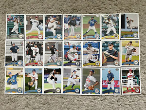 2011 Topps Debut 21 Card Lot See List