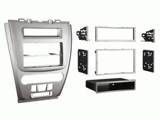 METRA 99-5821S /*NEW* CAR RADIO DASH KIT / Ford Fusion 2010-2012 Kit - Silver