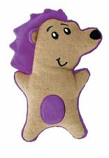 KONG Hemp Friends Hedgehog Large Dog Toy Random Colors